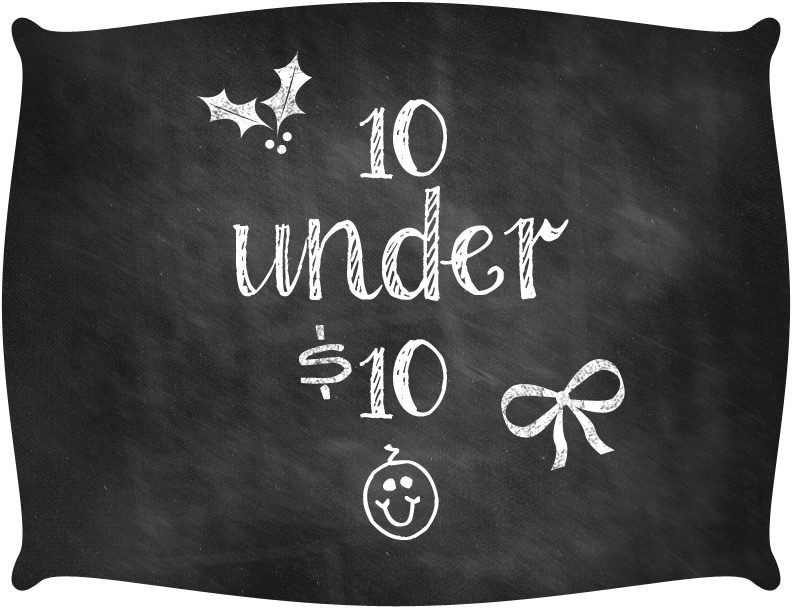 10 Great Kids' Gifts for Under $10