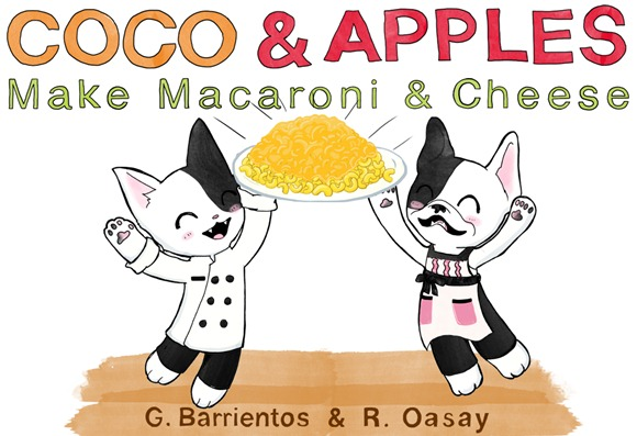 Coco & Apples Make Macaroni & Cheese