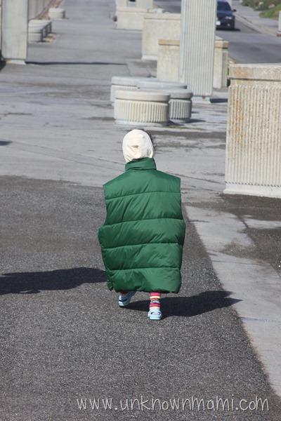 Puffy-vest