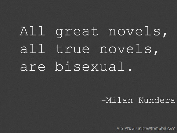 Bisexual-novels