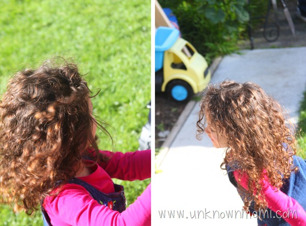 Curly-hair-in-the-grass