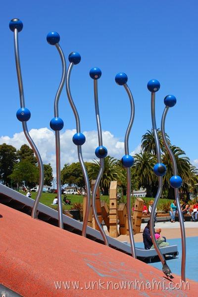 Dolores Park Play Sculpture