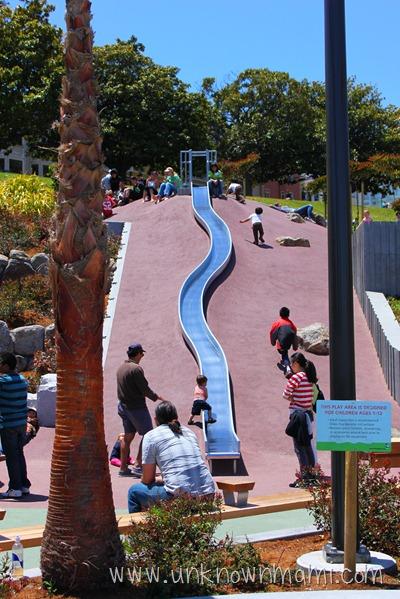 Dolores Park Slide