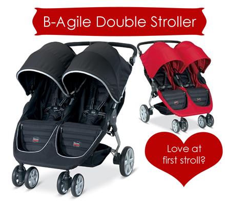 B-Agile-Double-Stroller