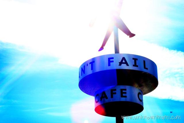 Can't Fail Café