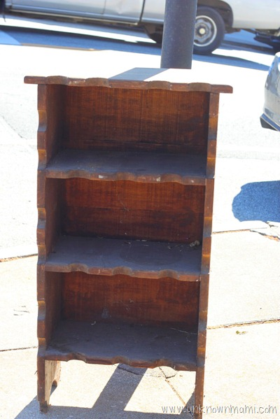 Wood Stain furniture