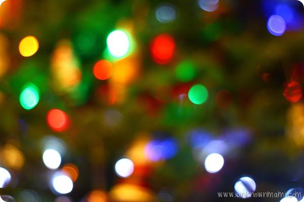 Christmas tree stories