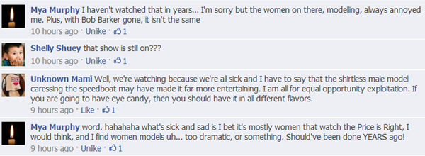 Male-model-on-The-Price-Is-Right-Facebook-Update-responses