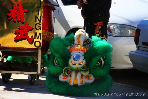 Jingmo-Lion-Dance