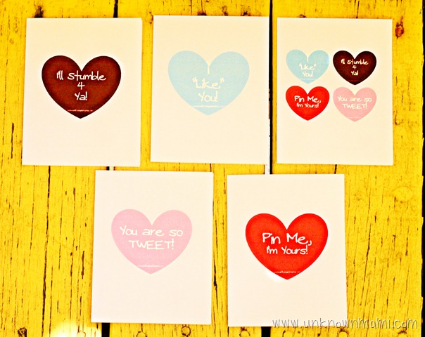 Free Valentine S Day Cards Printable By Claudya