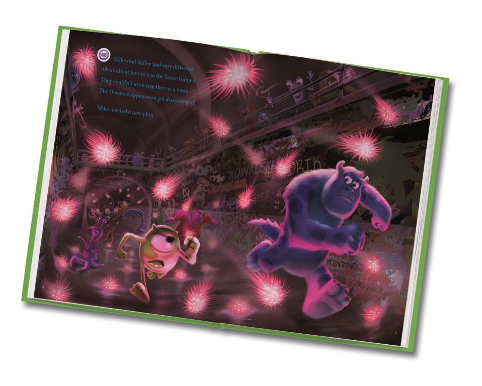 Monsters Inc Schmidt 89826   NEWSMOV