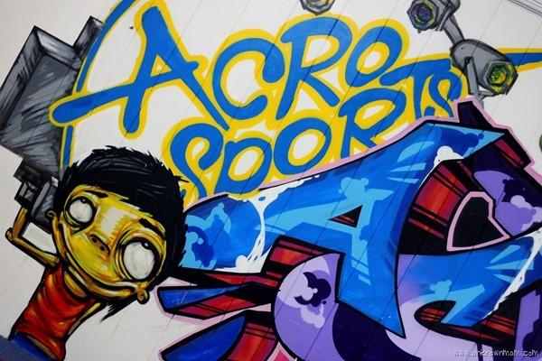 Acro Sports in San Francisco