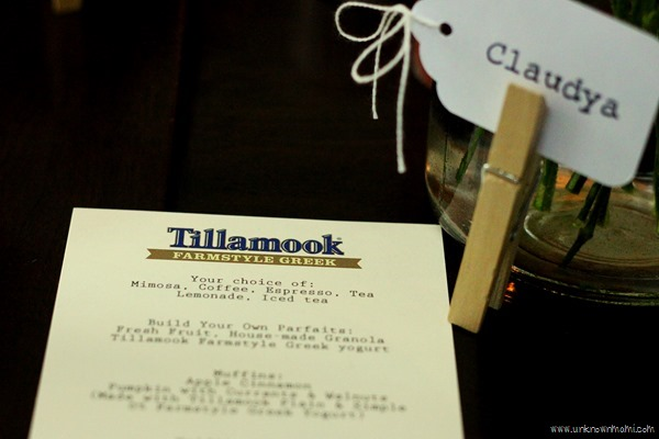 Tillamook #Farmstylebrunch at The American Grilled Cheese Kitchen