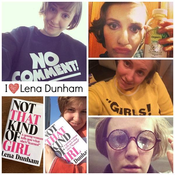 I love Lena Lunham