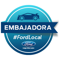 #FordLocal Embajadora