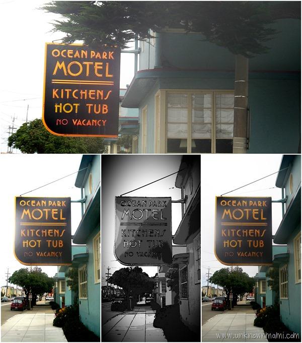 Ocean Park Motel in SF