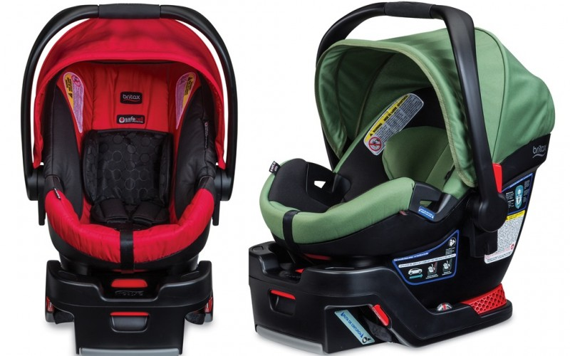 New Britax B-Safe 35 Infant Car Seat + Giveaway #BabySafeConBritax