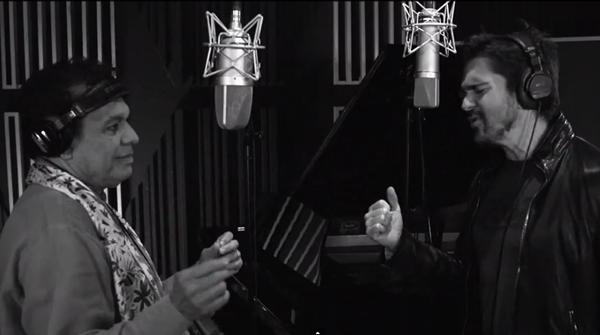 Juan Gabriel and Juanes