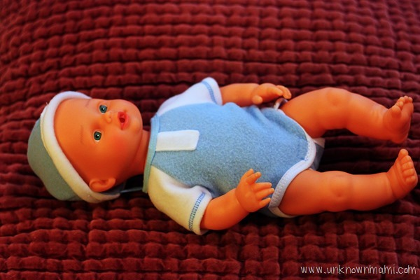 You & Me Doll that has a penis