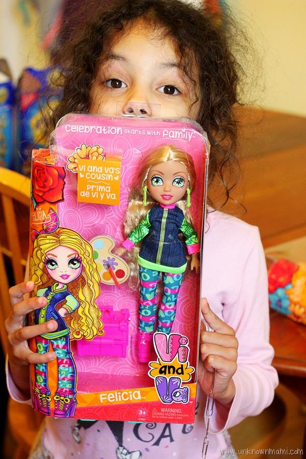 Felicia from Vi and Va Dolls