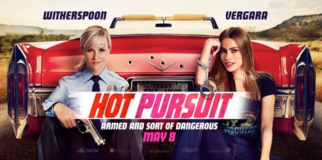 Sofia Vergara and Reese Witherspoon Are in 'Hot Pursuit' #Giveaway