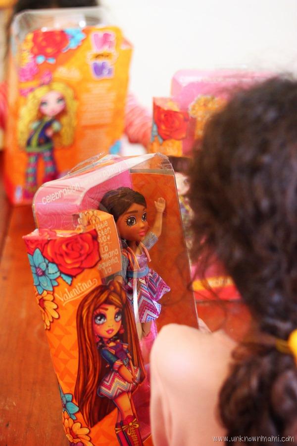 Latina dolls