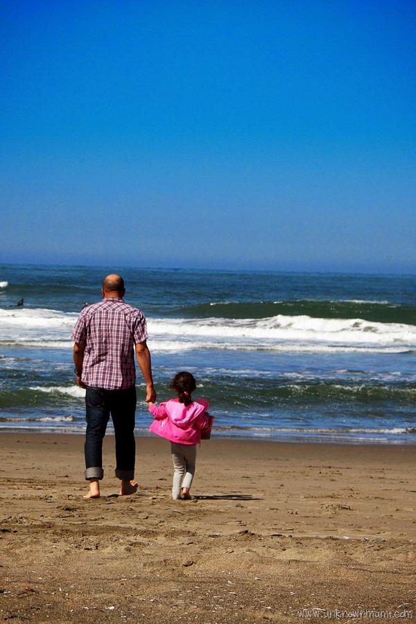 Ocean Beach in San Francisco