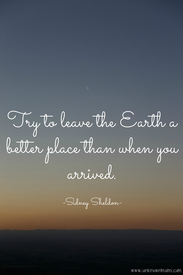 Sidney Sheldon Earth Quote
