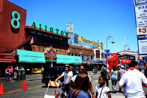Alioto's at Fisherman's Wharf