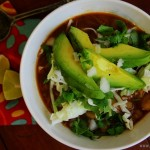 Rotisserie Chicken Instant Pozole Cheat (Recipe)