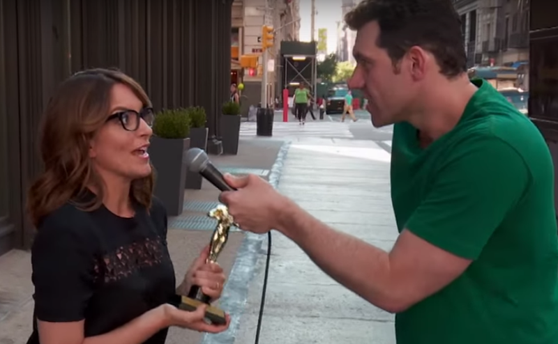 Tina Fey Cannot Name 20 Latinos Performers in 60 Seconds, Can You?