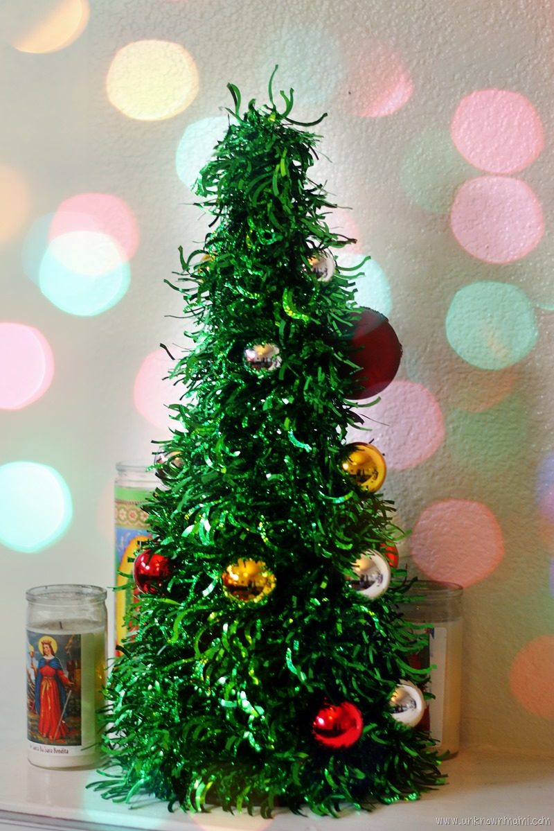 How one woman saved christmas when my mother told me for What to put on top of my christmas tree
