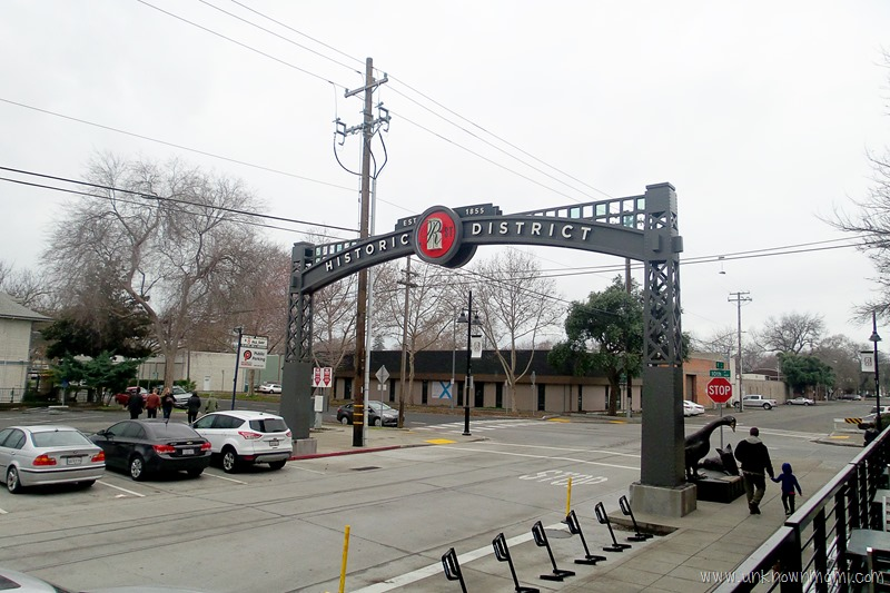 R Street Corridor Sacramento