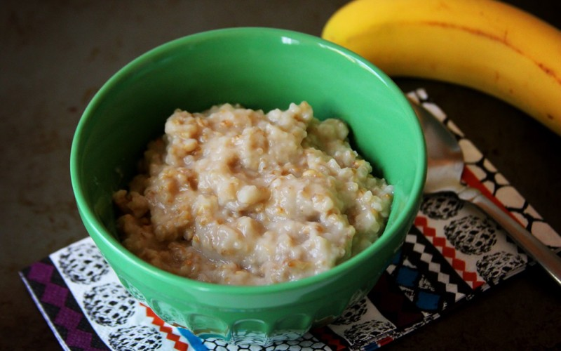Easiest Slow Cooker Steel Cut Oatmeal Recipe EVER