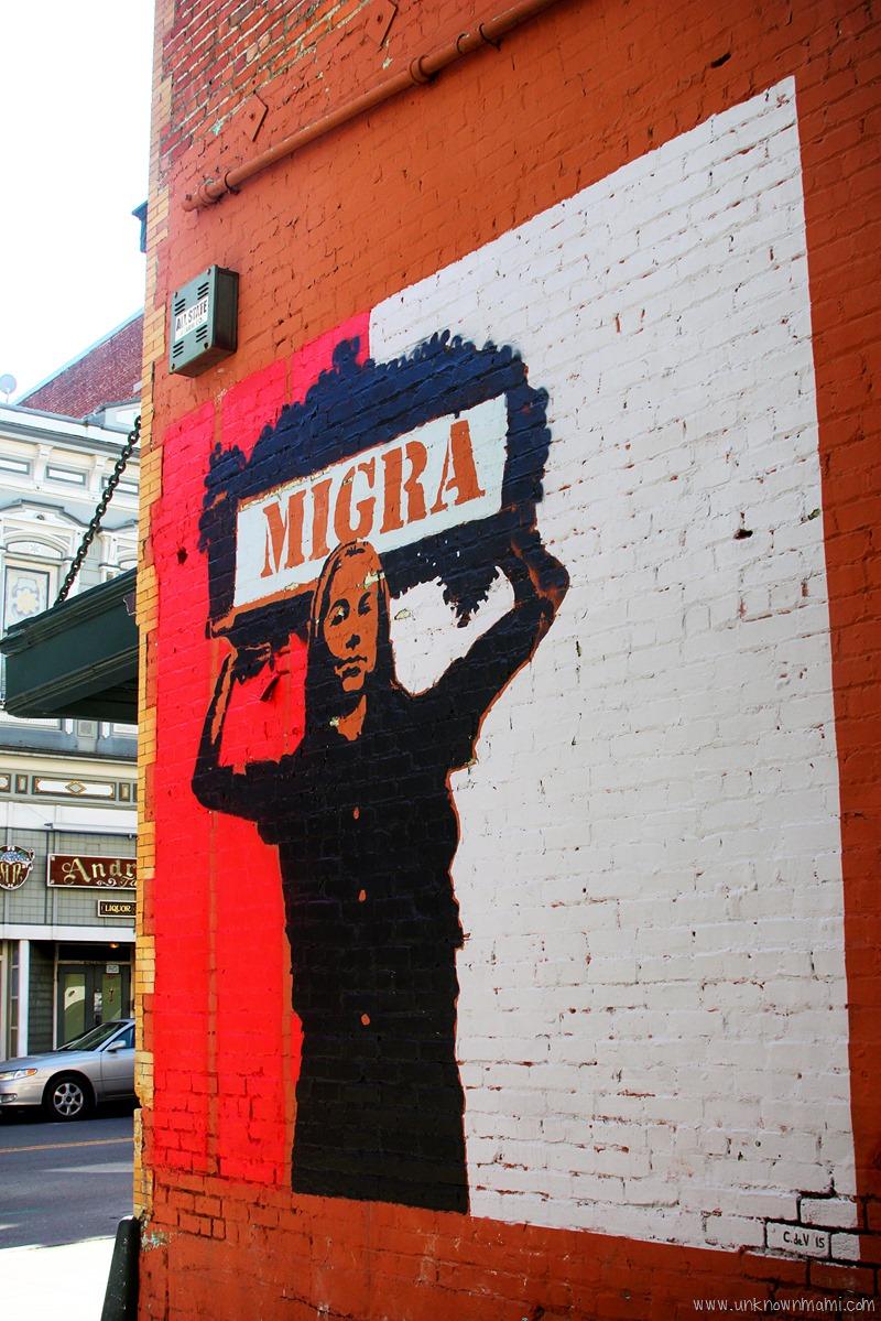 Migra Mural