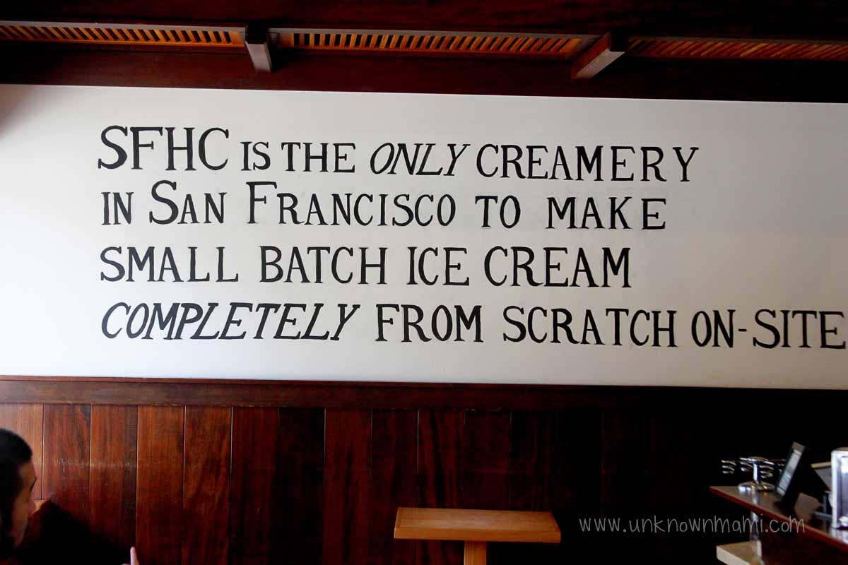 SFHC Creamery