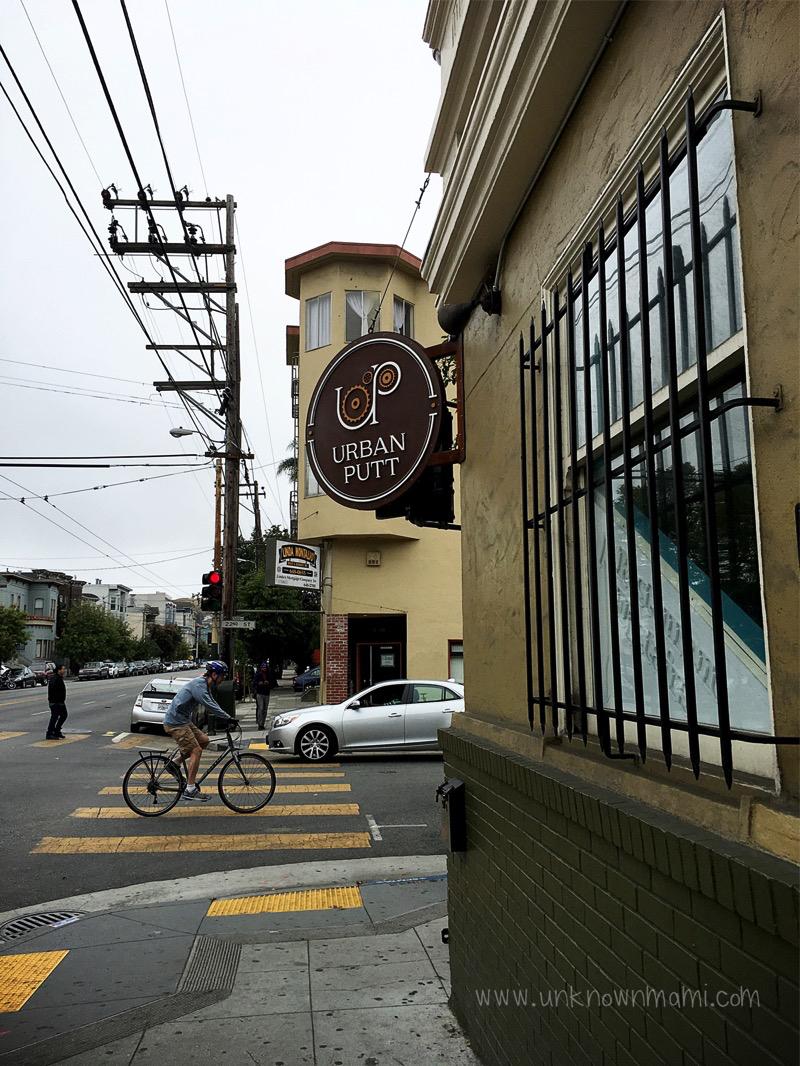 Urban Putt San Francisco