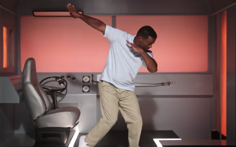 Alfonso Ribiero Is Getting Down for Back-To-School