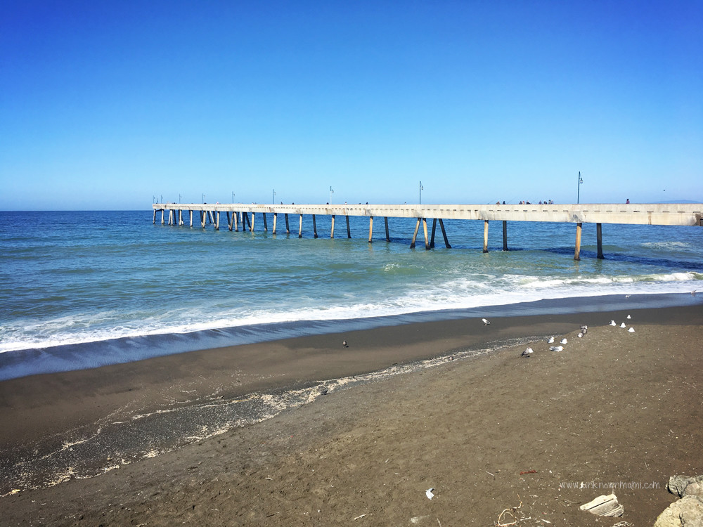 Pacifica pier sundays in my city by claudya for Pacifica pier fishing report
