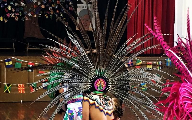 Mixcoatl Anahuac Aztec Dancers (Sundays In My City)