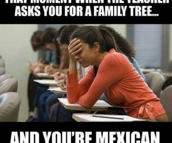 17 Signs You Grew up Mexican (The Flying Chancla Report)