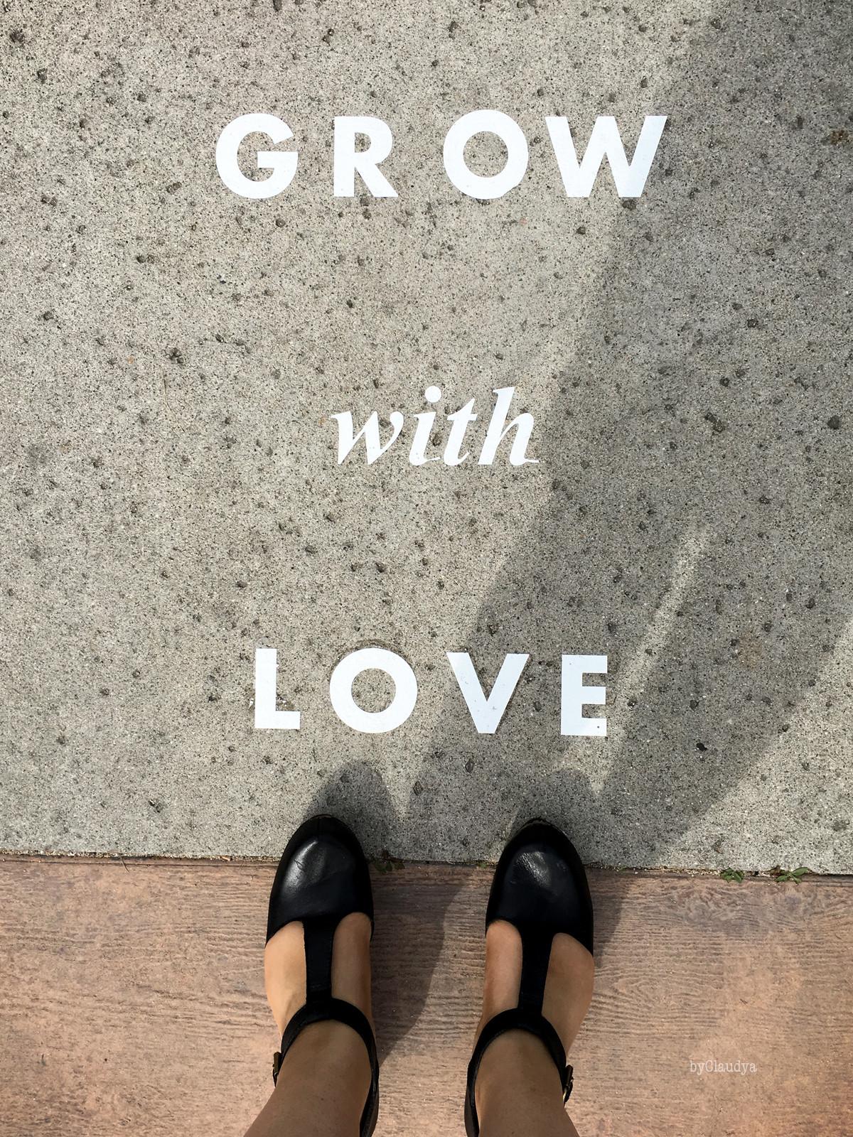 Grow with Love #WAG