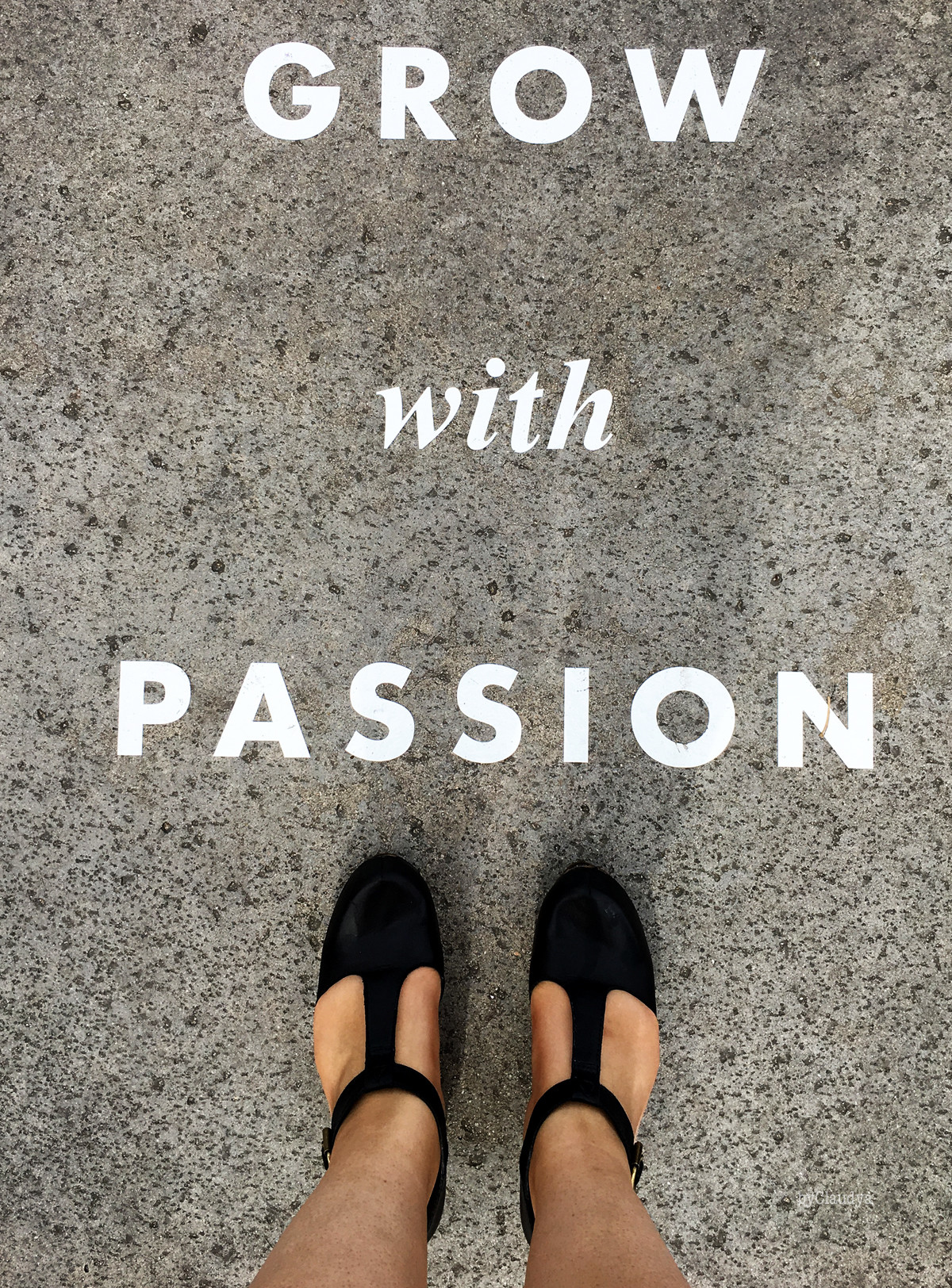 Grow with Passion