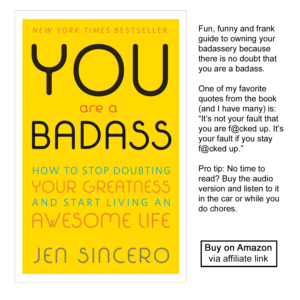 """Buy """"You Are a Badass"""""""