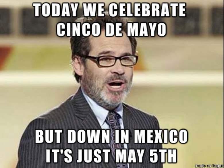 Cinco de Mayo meme