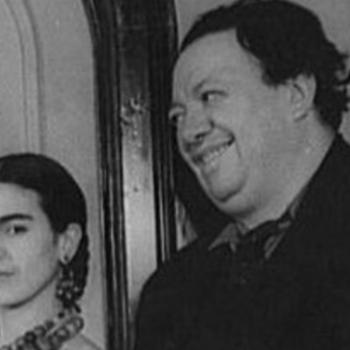 Frida Kahlo and Diego Rivera on Netflix