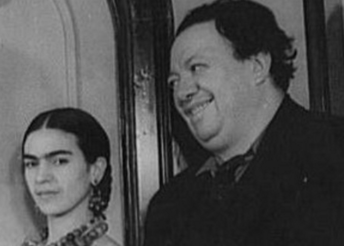 Frida Kahlo and Diego Rivera on Netflix (The Flying Chancla Report)