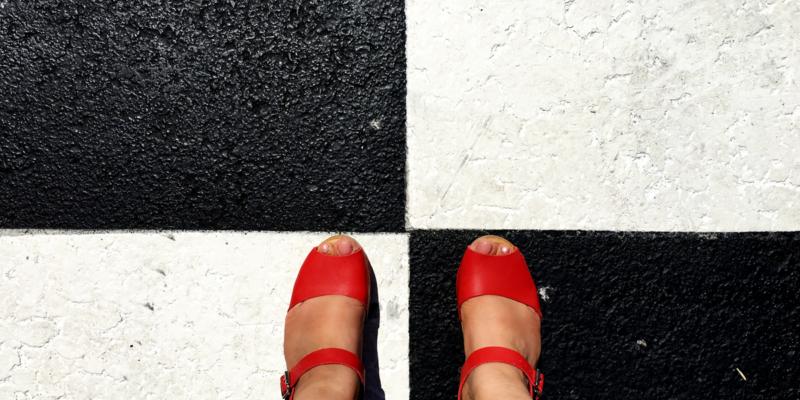 Checkerboard Floor Sonoma Raceway