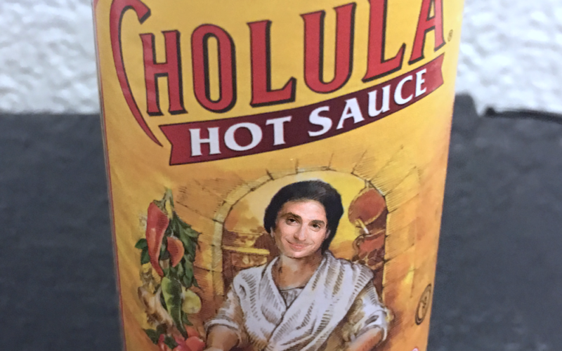 Bob Saget and the Cholula Hot Sauce Lady Are Twinsies (The Flying Chancla Report)