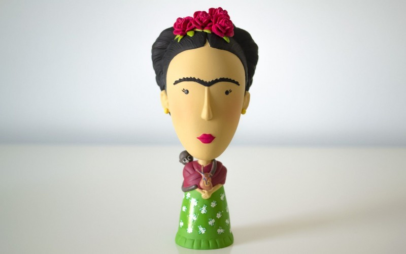 Get Your Very Own Frida Kahlo Action Figure (The Flying Chancla Report)